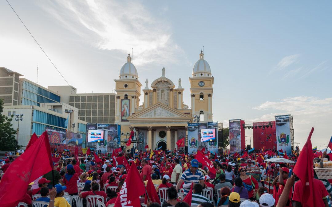 Venezuela  Padre Pablo Uruquiaga – «La gerarchia della Chiesa cattolica non può essere arbitro»